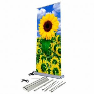 Roller Banner Electric